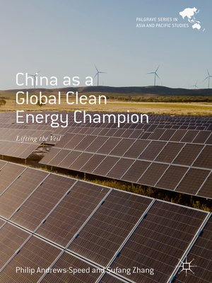 cover image of China as a Global Clean Energy Champion