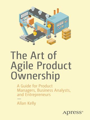 cover image of The Art of Agile Product Ownership