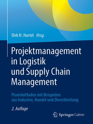 cover image of Projektmanagement in Logistik und Supply Chain Management