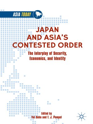 cover image of Japan and Asia's Contested Order