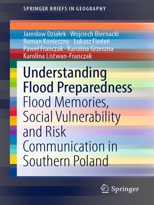cover image of Understanding Flood Preparedness