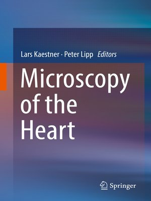 cover image of Microscopy of the Heart