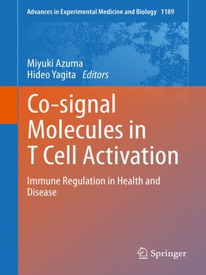 cover image of Co-signal Molecules in T Cell Activation