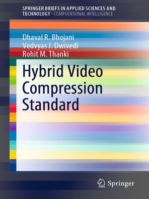 cover image of Hybrid Video Compression Standard