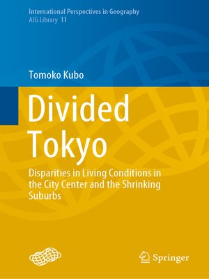cover image of Divided Tokyo