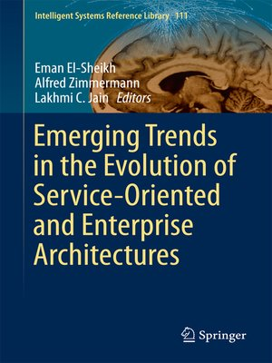 cover image of Emerging Trends in the Evolution of Service-Oriented and Enterprise Architectures