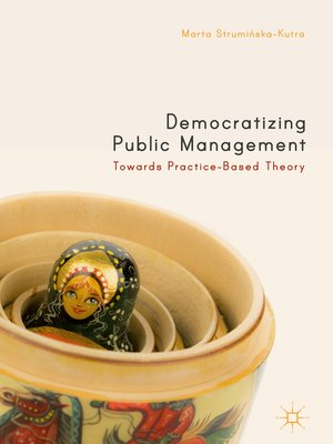 cover image of Democratizing Public Management