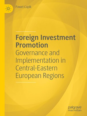 cover image of Foreign Investment Promotion