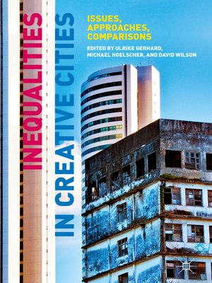 cover image of Inequalities in Creative Cities