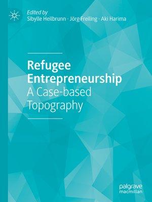 cover image of Refugee Entrepreneurship