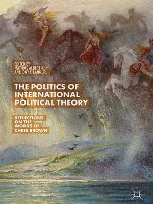 cover image of The Politics of International Political Theory