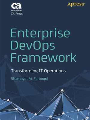 cover image of Enterprise DevOps Framework