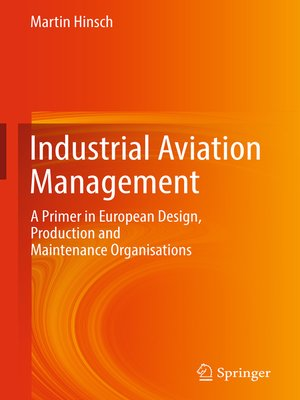 cover image of Industrial Aviation Management