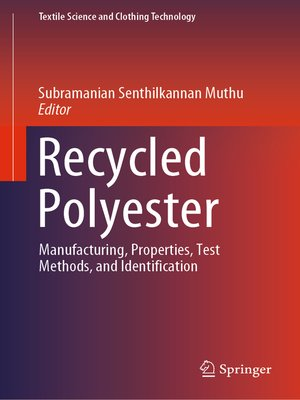 cover image of Recycled Polyester