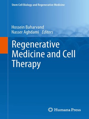 cover image of Regenerative Medicine and Cell Therapy