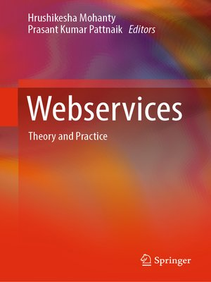 cover image of Webservices