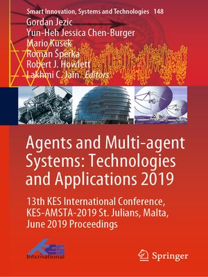cover image of Agents and Multi-agent Systems