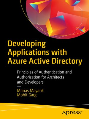 cover image of Developing Applications with Azure Active Directory