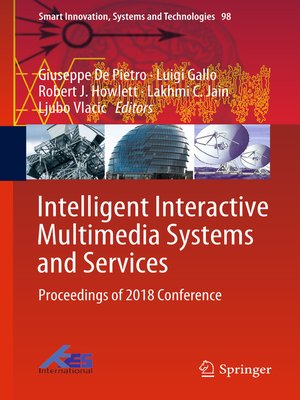 cover image of Intelligent Interactive Multimedia Systems and Services