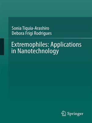 cover image of Extremophiles