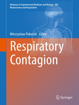 cover image of Respiratory Contagion