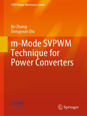 cover image of m-Mode SVPWM Technique for Power Converters