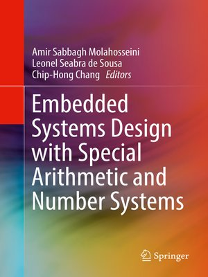 cover image of Embedded Systems Design with Special Arithmetic and Number Systems