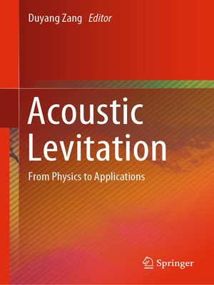 cover image of Acoustic Levitation