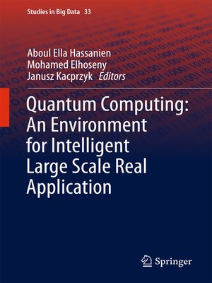 cover image of Quantum Computing