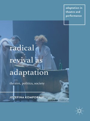 cover image of Radical Revival as Adaptation