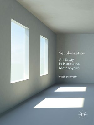 cover image of Secularization