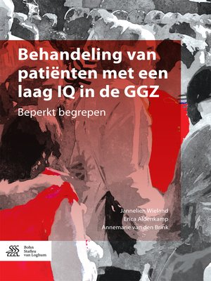 cover image of Behandeling van patiënten met een laag IQ in de GGZ