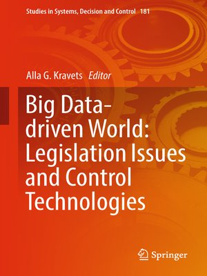 cover image of Big Data-driven World