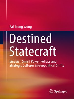 cover image of Destined Statecraft