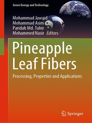 cover image of Pineapple Leaf Fibers