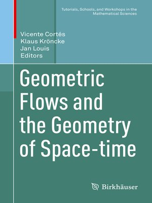 cover image of Geometric Flows and the Geometry of Space-time
