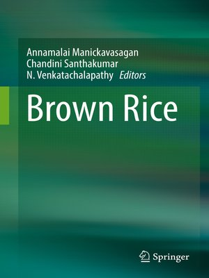 cover image of Brown Rice