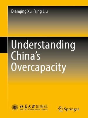 cover image of Understanding China's  Overcapacity
