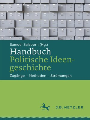 cover image of Handbuch Politische Ideengeschichte