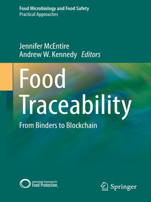 cover image of Food Traceability