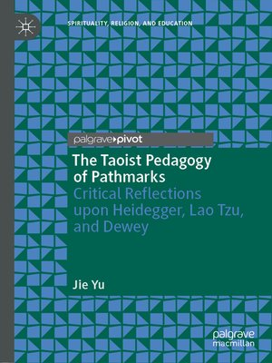 cover image of The Taoist Pedagogy of Pathmarks