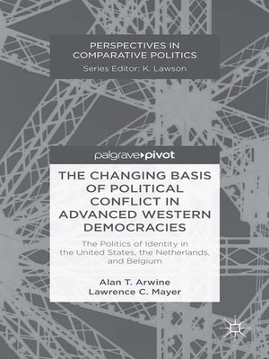 cover image of The Changing Basis of Political Conflict in Advanced Western Democracies