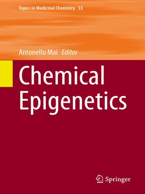 cover image of Chemical Epigenetics