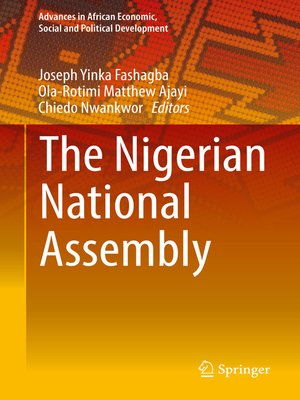 cover image of The Nigerian National Assembly