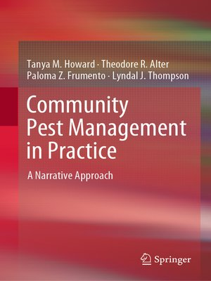 cover image of Community Pest Management in Practice