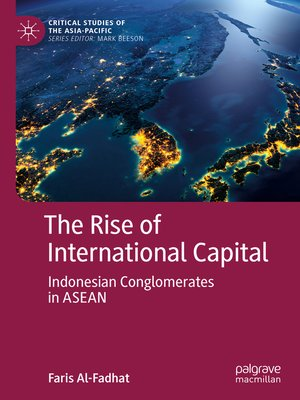 cover image of The Rise of International Capital