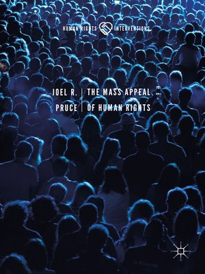 cover image of The Mass Appeal of Human Rights