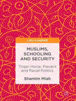 cover image of Muslims, Schooling and Security