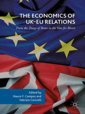 cover image of The Economics of UK-EU Relations