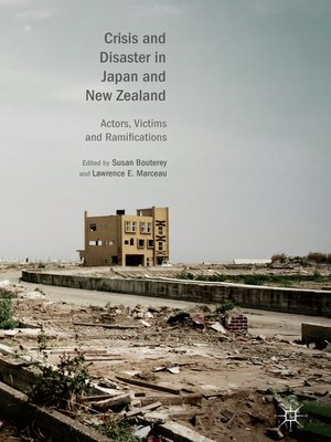 cover image of Crisis and Disaster in Japan and New Zealand